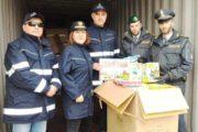 CAGLIARI, Sequestrati 11.000 giocattoli contraffatti in arrivo alla Cina e diretti in Tunisia: valore 200.000 euro