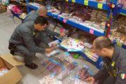 CAGLIARI, Lotta alla contraffazione ed all'abusivismo: sequestrati oltre 12.500 articoli