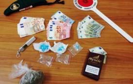 SASSARI, Spaccio di marijuana ed eroina nel centro storico: arrestati un cagliaritano ed un nigeriano