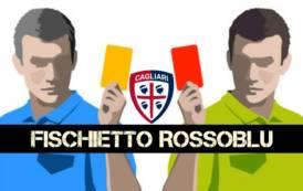 FISCHIETTO ROSSOBLU, Sassuolo-Cagliari: nessun grattacapo per l'arbitro Mazzoleni