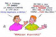 MIRABILIA, I 'foreign fighters' del Pd sardo