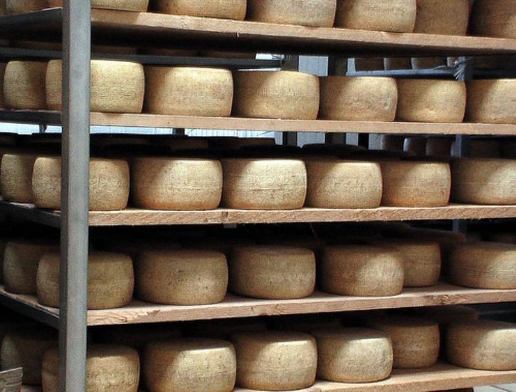 PECORINO ROMANO, Il formaggio in magazzino diventa una garanzia a favore delle banche