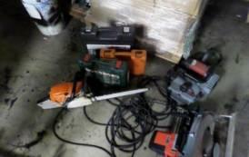 SELARGIUS, Furto di materiale per l'agricoltura in azienda di legnami: due arresti