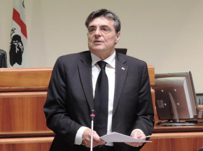 """ENTI LOCALI, Ganau: """"Oggi si può sostenere la proposta di un'area metropolitana dell'intero nord Sardegna"""""""