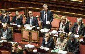 ARSENICO, Al Senato è attivo un 'soccorso rosso e sardo' per il Governo Gentiloni