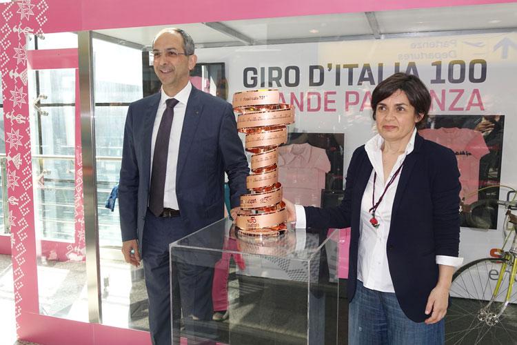 Sport, il Giro d'Italia torna