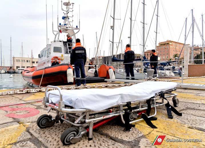 CAGLIARI, Passeggero italiano di 83 anni evacuato per un malore da una nave da crociera