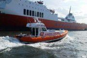 OLBIA, Guardia Costiera sorveglia gli arrivi e le partenze delle navi in porto