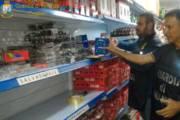 IGLESIAS, Sequestrati 2.175 articoli elettrici pericolosi in un negozio cinese