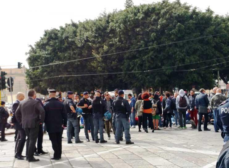 Cagliari vive un'escalation di violenza tipica delle grandi città (Luca Agati – Sap)