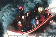 IMMIGRAZIONE, In 24 ore recuperati tre barchini con 42 algerini diretti nelle coste del Sulcis