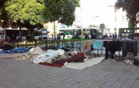 IMMIGRAZIONE, Istituzioni cercano soluzione per piazza Matteotti. Alfano presenta nuova ricetta per i Comuni
