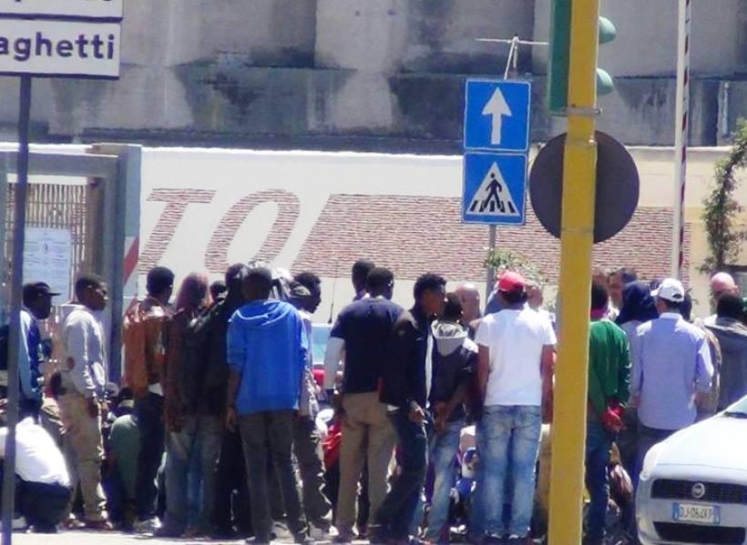 Emergenza immigrazione a Cagliari: servono rinforzi immediati,  pronti ad eclatanti manifestazioni (Luca Agati – Sap)