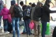 CONTROVERSO, Sempre più frequenti le proteste degli immigrati per la qualità dell'accoglienza
