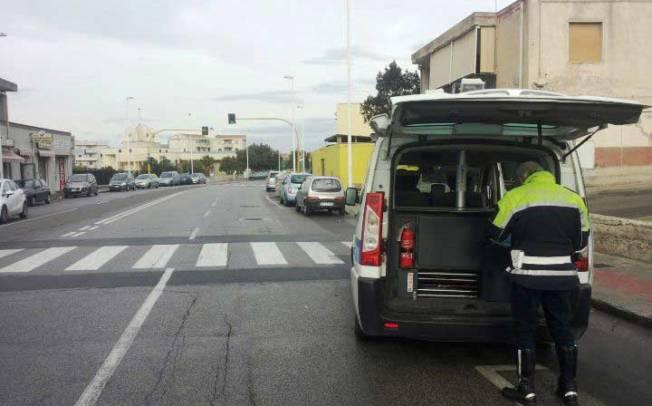CAGLIARI, In due diversi incidenti due donne investite sulle strisce pedonali: codice giallo al Pronto Soccorso