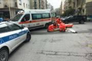 CAGLIARI, Investita sulle strisce pedonali al semaforo di via San Benedetto: donna 81enne in codice rosso