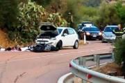 ILBONO, Cade dalla sua moto lungo la strada statale 198: muore turista tedesco