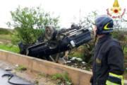 SARDEGNA, Incidente stradale nella 125: feriti i due conducenti
