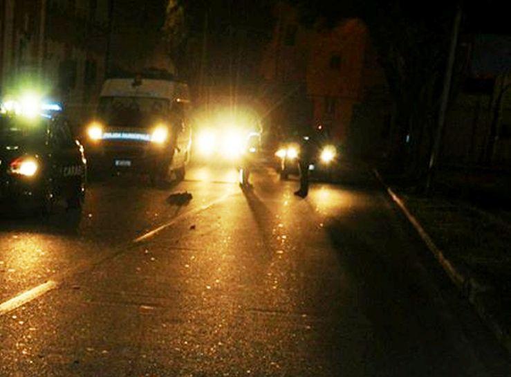 CAGLIARI, Investe pedone in viale Colombo e scappa: 47enne al Pronto soccorso