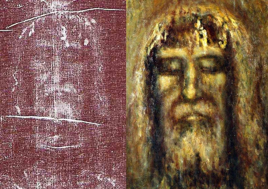 MANDAS, Domenica un incontro sul rapporto fra l'iconografia e la Sacra Sindone