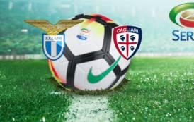 CALCIO, Cambia nocchiero, l'ancora rimane al suo posto. Lazio-Cagliari 3-0