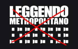 """CAESAR, Mentre """"Leggendo Metropolitano"""" chiude, le occupazioni illegali di spazi pubblici proseguono"""