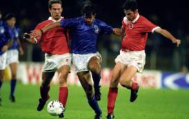 CALCIO, accadde oggi: 1992, Italia col fiatone al Sant'Elia