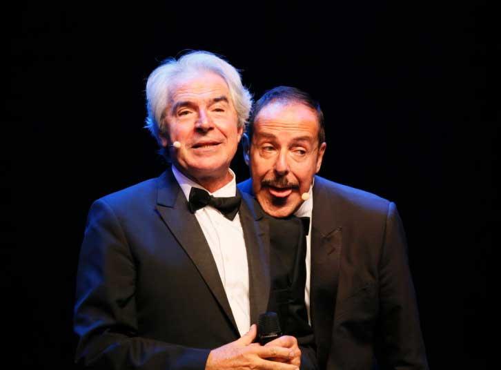 TEATRO, Lopez e Solenghi tornano insieme a teatro dopo quindici anni: tappe a Sassari e Cagliari