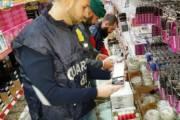 SARDEGNA, Sequestrati 118.000 articoli non sicuri a Cagliari, Assemini, Capoterra, Muravera e Quartu Sant'Elena