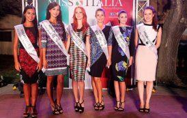 MISS ITALIA, Assegnato a Siniscola il quarto titolo regionale