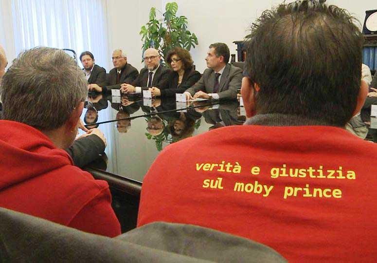 MOBY PRINCE, La Commissione d'inchiesta è passata all'esame della fase dei soccorsi
