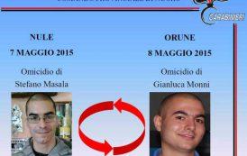 ORUNE, Arrestati due giovani per l'assassinio di Gianluca Monni: due cugini di Nule ed Ozieri