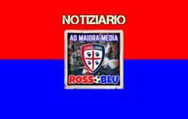 CALCIO, 8 centri del Cagliari nel secondo test amichevole