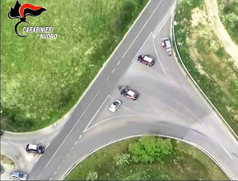 Orsogolo. Pronti a rubare la salma di Enzo Ferrari 34 arresti