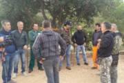 """OLMEDO, Protesta dei minatori prosegue: """"Restituiteci orgoglio della professione e dignità del lavoro"""""""