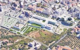 SASSARI, Le immagini del nuovo ospedale: siglato il contratto per l'avvio dei lavori