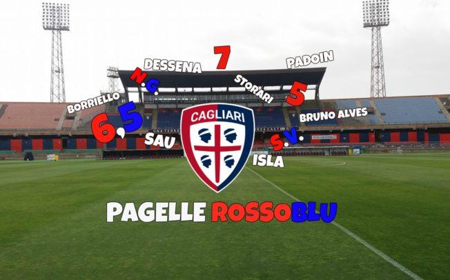 CALCIO, Le pagelle di Cagliari-Genoa: 4-1
