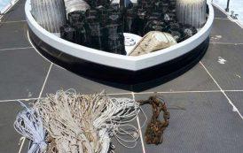CRONACA, Sequestrato materiale da pesca non correttamente segnalato a Baunei e Dorgali