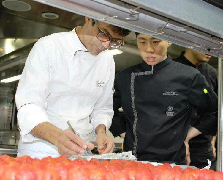 SIDDI, Per il quarto anno consecutivo 'stella Michelin' al ristorante di Roberto Petza