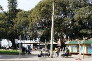 CAGLIARI, In piazza Matteotti violenta lite con nigeriana incinta: fermato gambiano