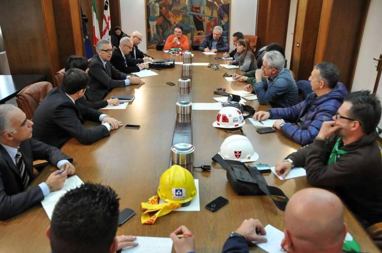 """INDUSTRIA, Pigliaru:  """"Nuovo piano industriale per ex Ila, Va avanti la trattativa con Glencore per Alcoa"""""""