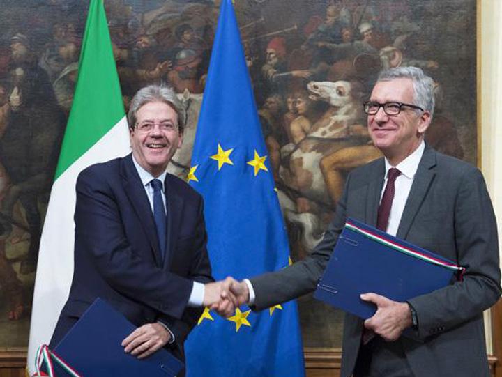 Bonifiche e rilancio di La Maddalena, a Roma si firma l'Intesa Stato-Regione