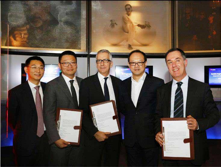 RICERCA, Laboratorio di innovazione in Sardegna: CRS4, Regione e Huawei firmano un accordo per progetti sulle città intelligenti