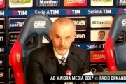 """CALCIO, I protagonisti di Cagliari-Inter. Pioli: """"Gara dominata"""". Rastelli: """"Tante prestazioni non all'altezza"""""""