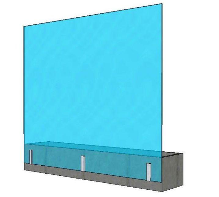 ARSENICO, Pannelli contro il maestrale e plexiglass al Bastione, uno dei due è un pesce d'aprile…