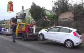 SARDEGNA, Operazione 'Safety car' a Cagliari, Quartu Sant'Elena, Carbonia e Iglesias: 3.535 veicoli controllati e 10 sequestrati