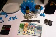 DOMUSNOVAS, Arrestato un 22enne per spaccio di droga