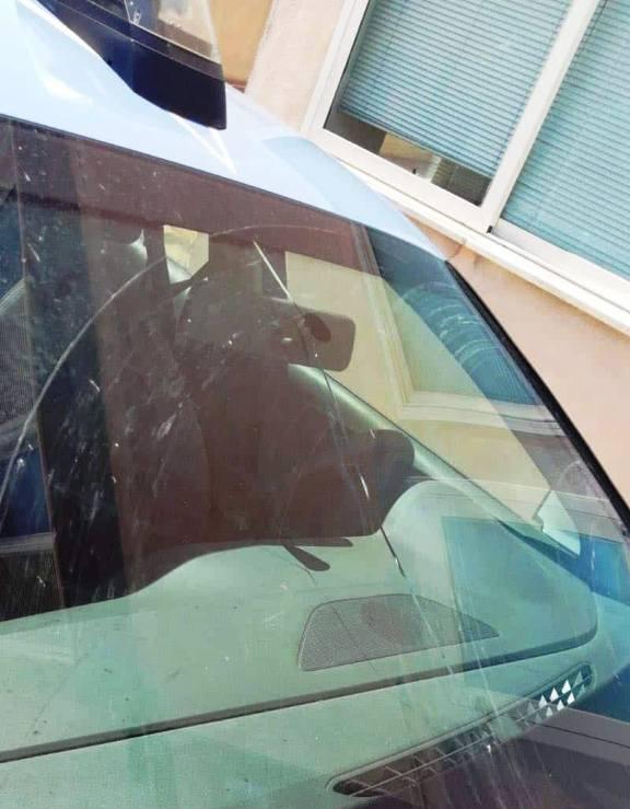 """CAGLIARI, Denuncia Sap: """"Vetro blindato crepato nella Volante. Urge verifica su auto per sicurezza degli agenti"""""""