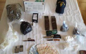 GONNESA, Arrestati due pregiudicati per detenzione di droga