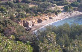 VILLASIMIUS, Ancora ruspe sulla spiaggia di Porto Luna: denuncia del Grig